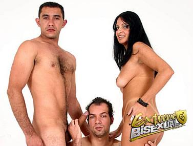 Edmilson & Francine & Claudio 1