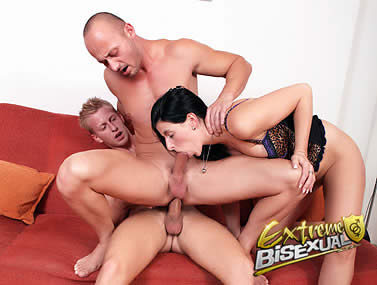 Bisexuals Hardcore HDVC036 7